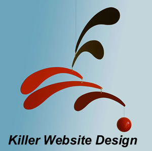 killer website design
