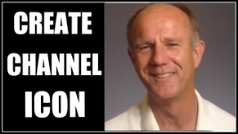 create youtube channel icon