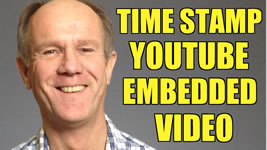 timestamp youtube emedded video
