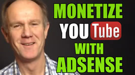 Monetize YouTube With AdSense