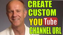 create custom youtube channel url