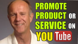 promote product or service on youtube