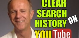 clear youtube search history