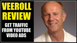 veeroll review - get traffic from youtube ads