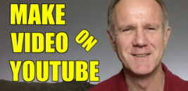 make your own video on youtube