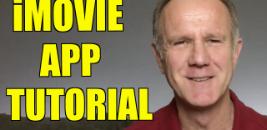 imovie app for iPhone