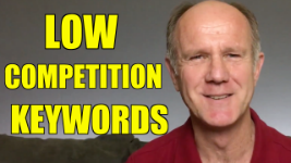 low competition keywords from youtube
