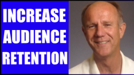 increase audience retention