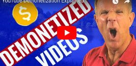 Youtube demonetization explained
