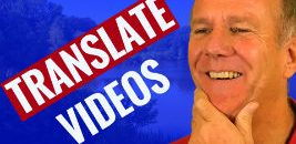 how to translate youtube videos to English