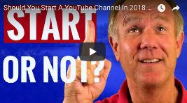 Start YouTube