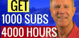 get 1000 subscribers 4000 watch hours-s
