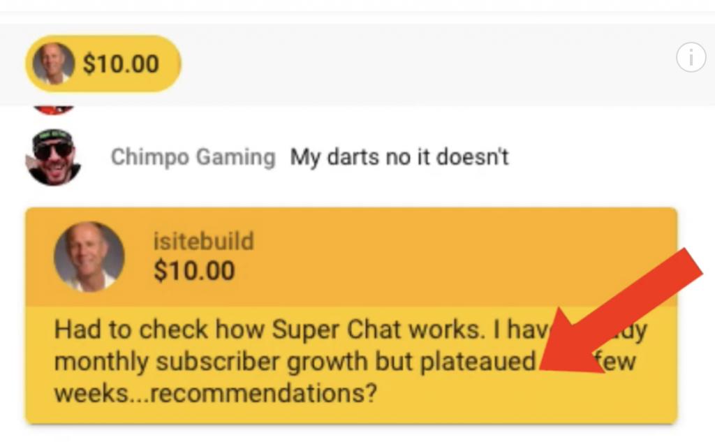 super chat