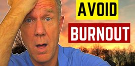 how to avoid burnout on youtube