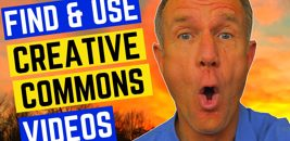 ow to find and use creative commons videos on youtube