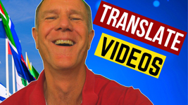translate youtube videos