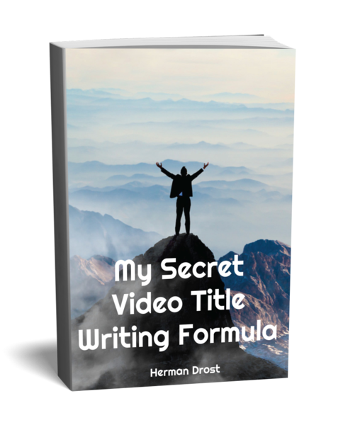 youtube video title creation formula