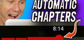 automatic video chapters