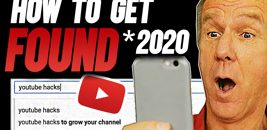 Get Discovered On YouTube 2020 via YouTube Search