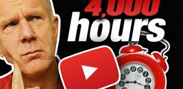 How To Get 4000 Hours Watch Time On YouTube Channel Quickly