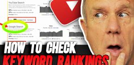 How To CHECK KEYWORD RANKING In YouTube and Google
