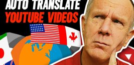 how to auto translate youtube viideos