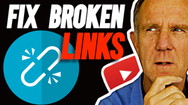 how to add links on youtube