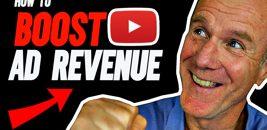 BOOST youtube AD REVENUE