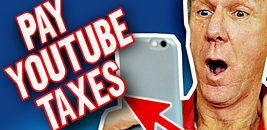 youtube tax deductions outside US