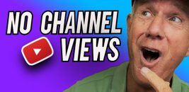youtube channel views